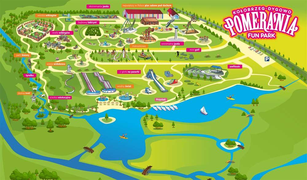 kolberg polen karte Ein neuer Freizeitpark   Kolberg Café kolberg polen karte